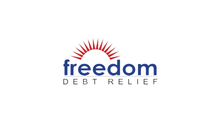 freedom debt relief logo